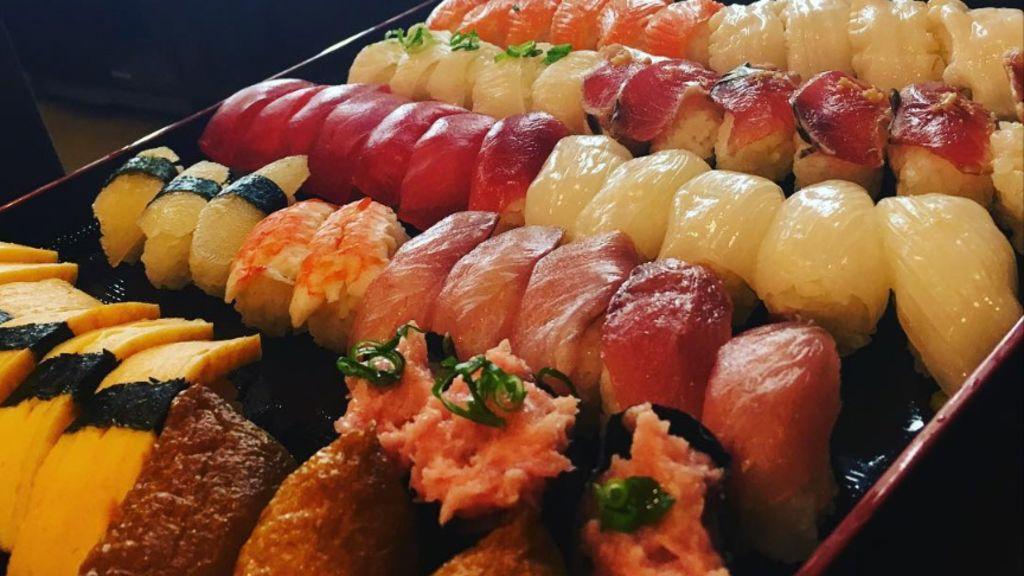 【抵到喊】4000円食到壽司+日本酒放題!?