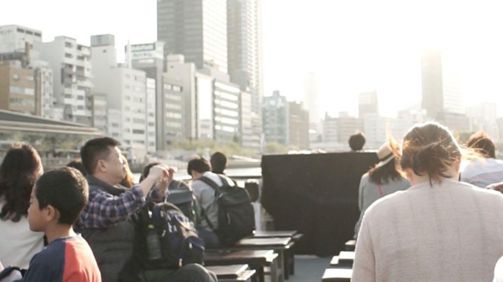 【大阪旅遊】大阪周遊卡免費景點推介6-大川櫻花遊覽船