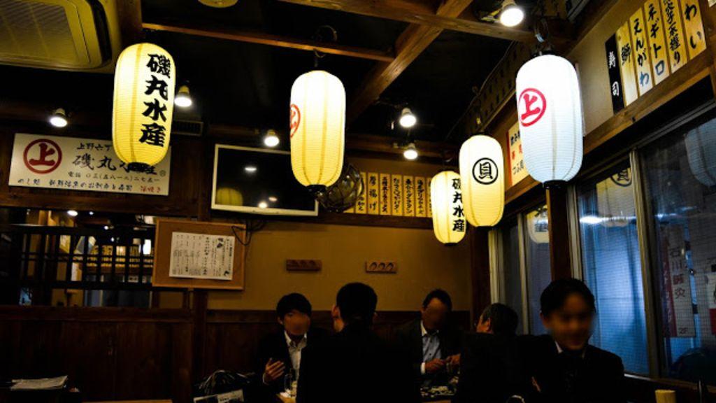 【日本。東京】磯丸水產-平價烤海鮮的宵夜熱點