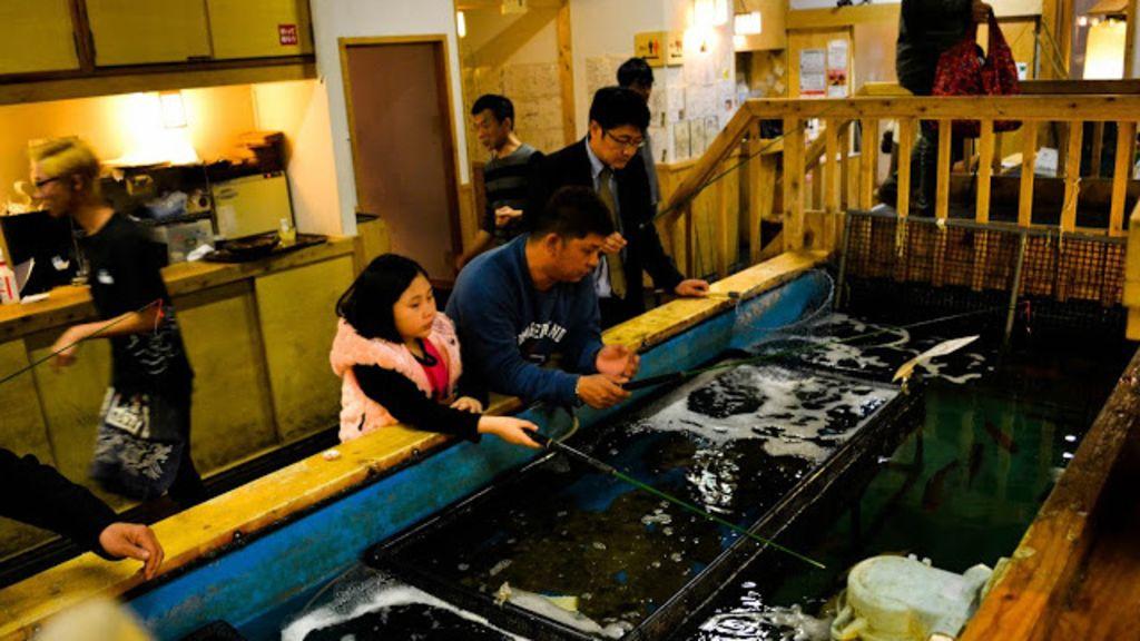 【日本。東京】釣船茶屋-釣魚失敗!有得食有得玩的居酒屋!