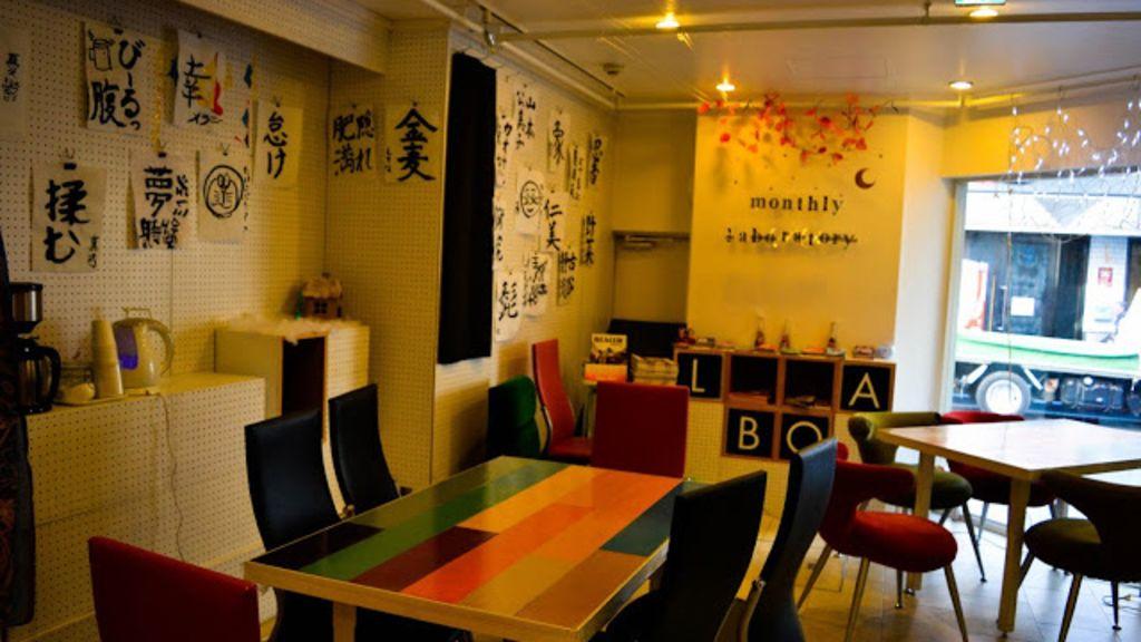 【日本。東京】住宿推介 床太好睡的 考山東京實驗室店 KHAOSAN TOKYO LABORATORY