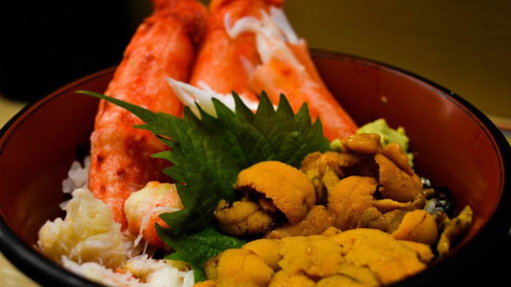 【日本。東京】築地市場內的仲家-魚生飯超推薦的!