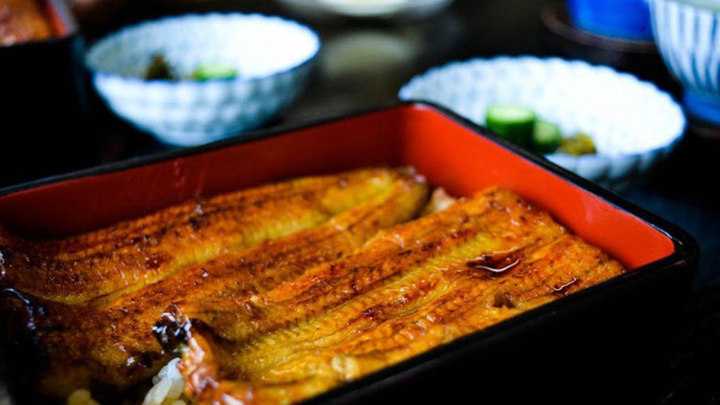 【日本。東京】鰻駒形前川鰻魚飯-展現日本傳統的一面。