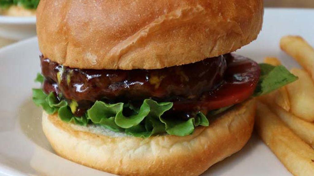 涉谷 MOSCLASSIC 高級大人版嘅 MOS Burger?