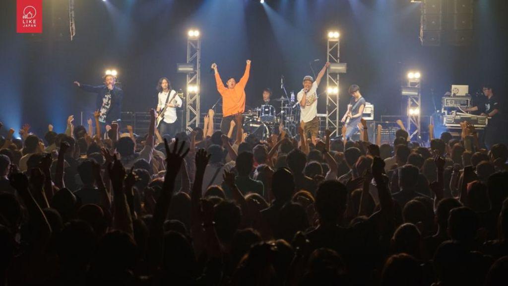 回憶滿滿!ORANGE RANGE 結成15週年紀念Live High爆港迷