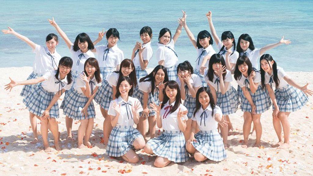 重溫日本偶像夏日單曲:SKE48