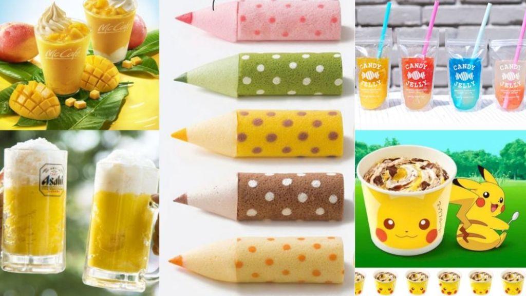 日本新品一周回顧!緊貼7項最新「為食情報」