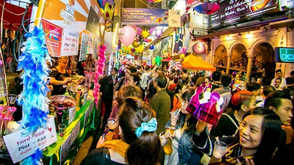 蘭桂坊首度呈獻「日本秋祭」嘉年華