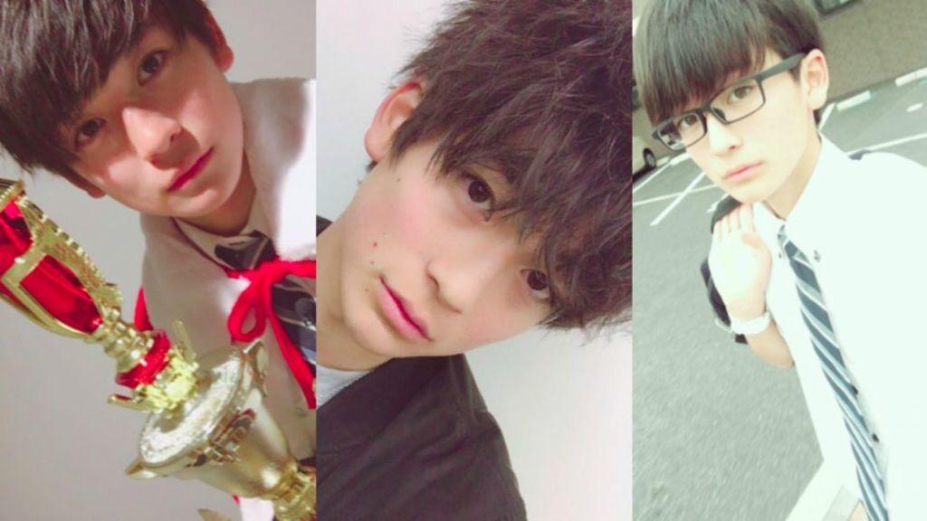 2017日本最帥男高中生出爐!草食系男生奪冠