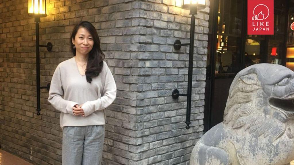 自傳《日本媽媽的台菜物語》作者一青妙訪問