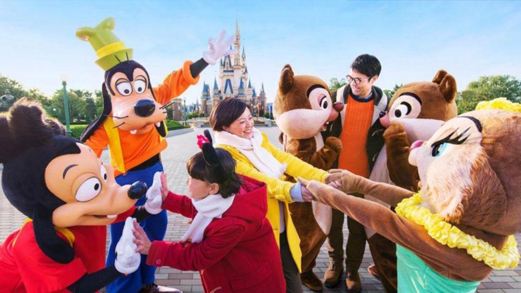 東京迪士尼管理公司 2019年Disney Sky興建計劃