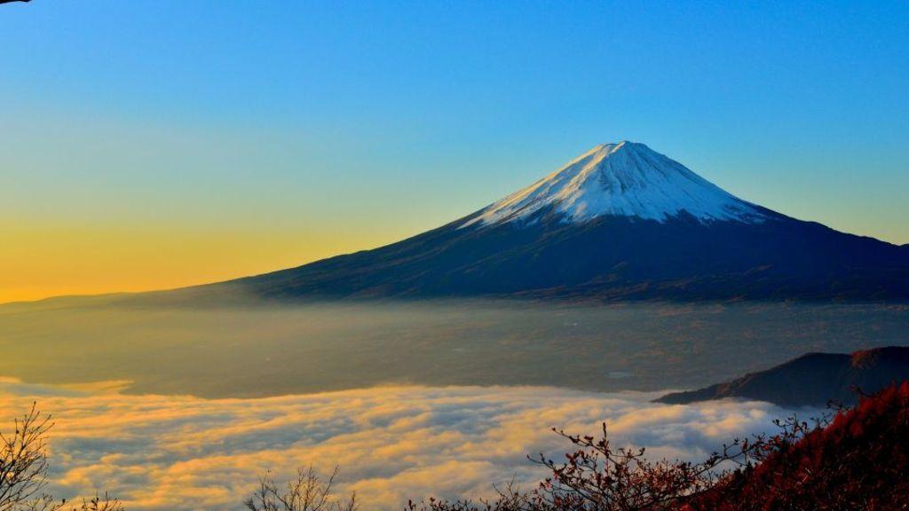 又到開山季節  富士山4條登山路線介紹
