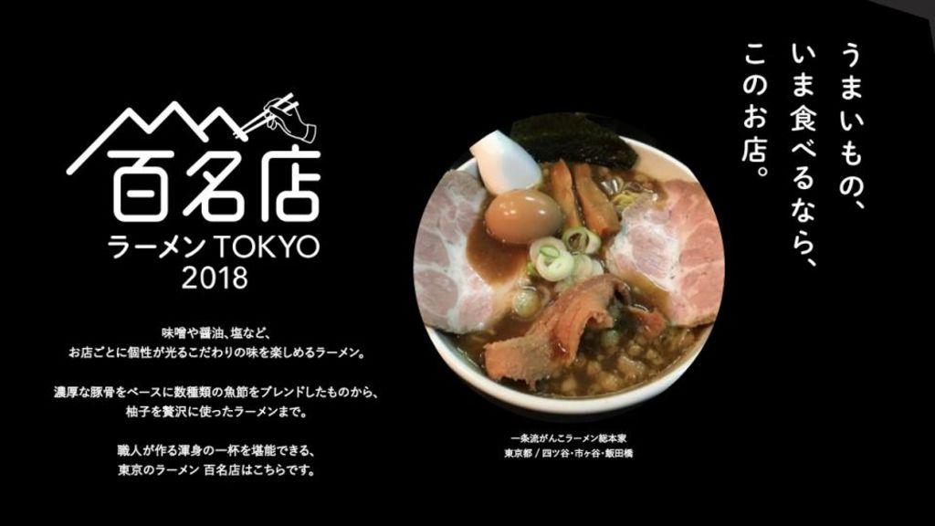 食評網高票當選!日本網民力推「東京拉麵TOP7」東京自由行