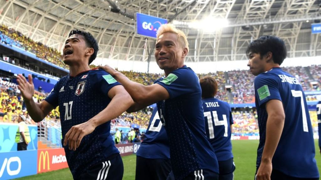 世界盃日本代表隊 不為人知的有趣情報