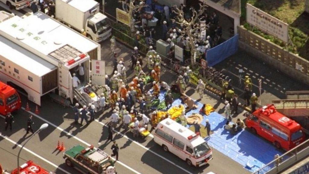 麻原彰晃被處決 東京地鐵沙林毒氣事件幕後黑手