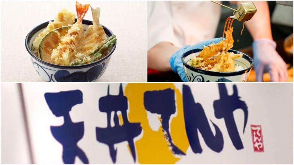 天婦羅丼飯TENYA進攻香港 預計年內開店