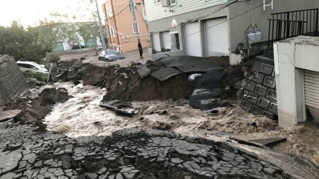 北海道6.7級地震  震後交通及市面狀況+求助方法