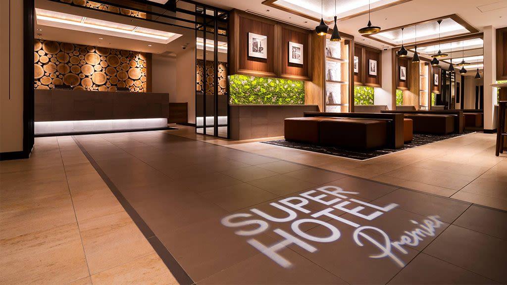 東京CP值向高評價連鎖式超級酒店(SUPER HOTEL) 東京自由行