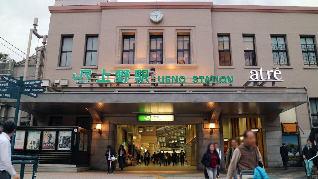 上野站旅遊懶人包!飲食+景點+購物集合