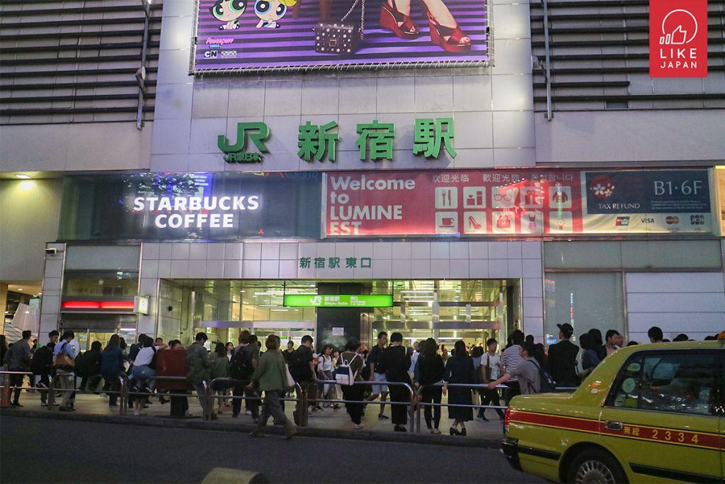 新宿旅遊懶人包!交通+購物+景點集合