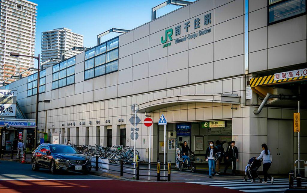 南千住旅遊懶人包!景點+住宿+美食 東京區交通完善 價格相宜