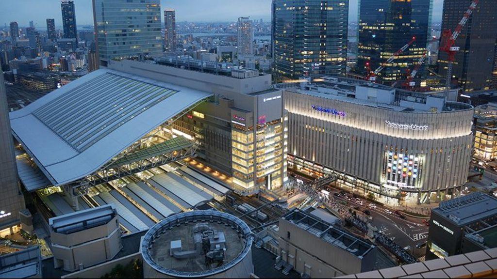 大阪站旅遊懶人包! 交通+大阪車站城綜合購物商場介紹