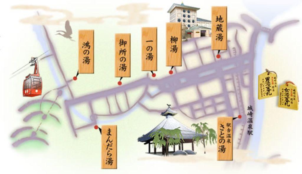 城崎溫泉懶人包 景點+交通+旅館5大精選!