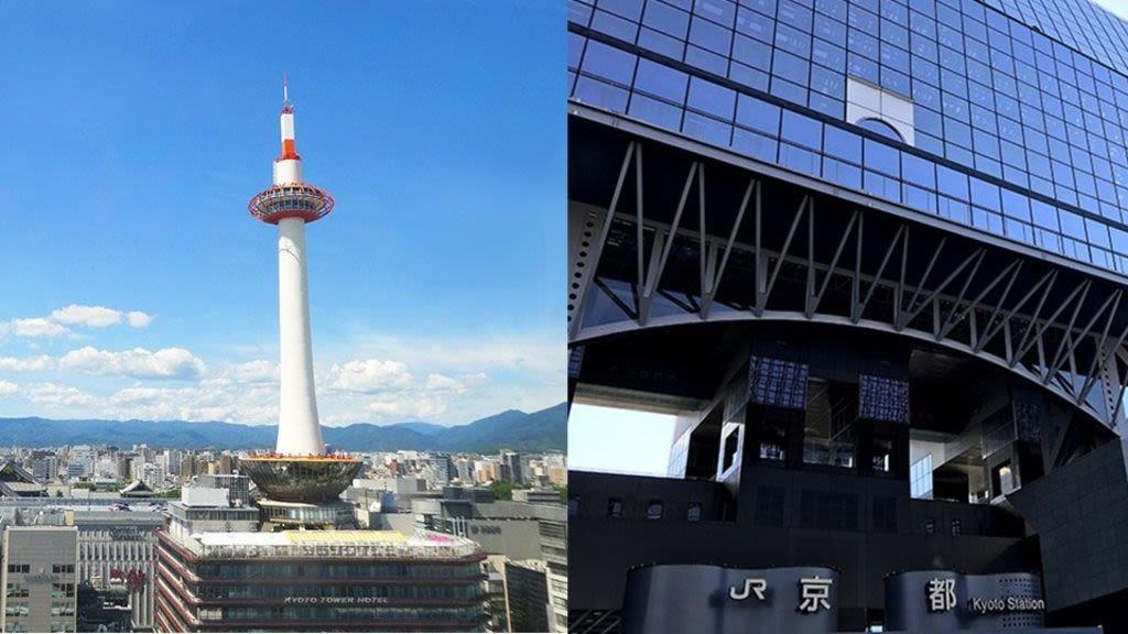 京都站周邊區域旅遊及乘車懶人包! 飲食景點交通介紹