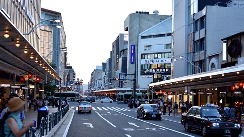 京都購物中心 鄰近祇園及八坂神社!!  四条河原町酒店合集