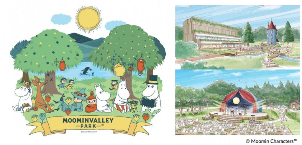 日本姆明主題公園樂園設施收費及詳情