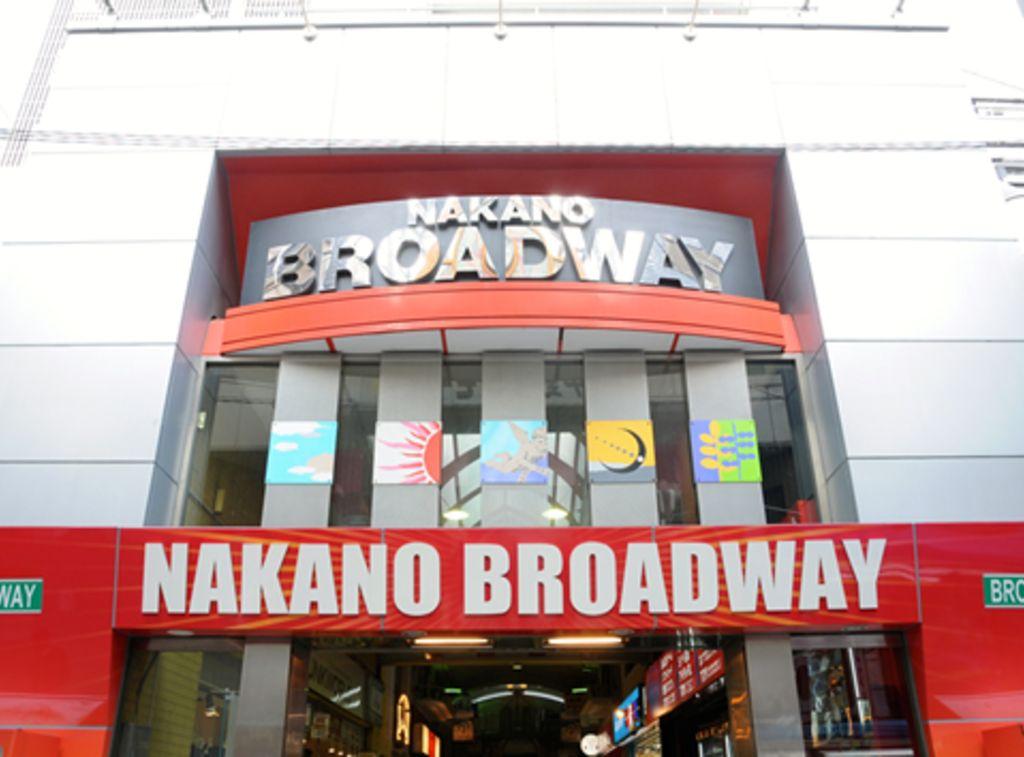 對香港的愛深至骨髓 中川翔子向世界介紹「香港中野Broadway」:信和中心 / 日本在香港