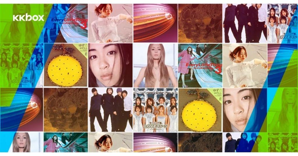 回到1999!那一年所見證的J-POP燦爛時光