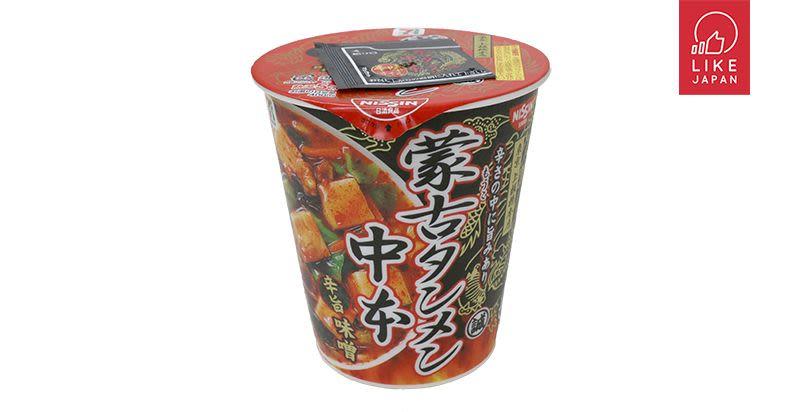 蒙古湯麵辛味噌