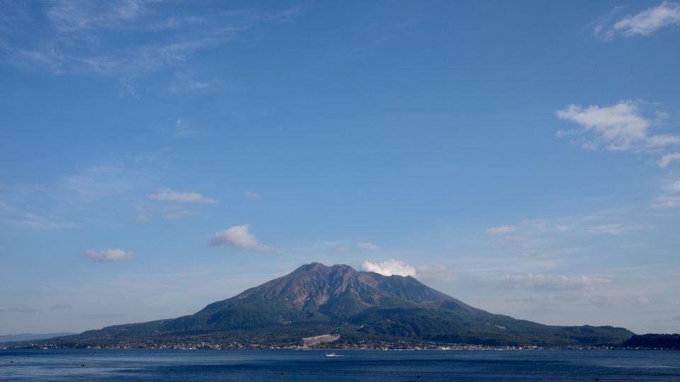 指宿砂溫泉+櫻島火山 鹿兒島4日快閃行程