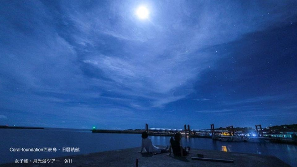 亞洲唯二、全日本首個「星空保護區」- 沖繩西表石垣國立公園