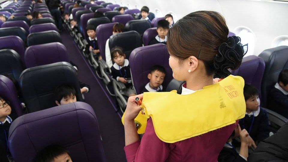 「吊腳吊到吊斷桌」 坐飛機時容易忽略的航空禁止事項