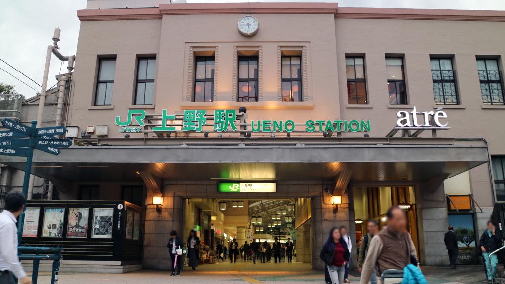 上野站旅遊懶人包!飲食+景點+購物集合!東京自由行