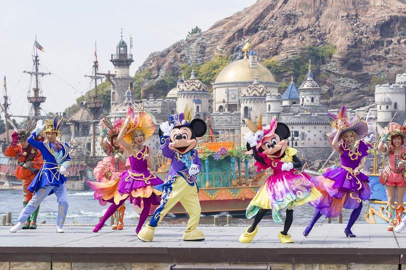 東京迪士尼2019-2020年度活動時間表