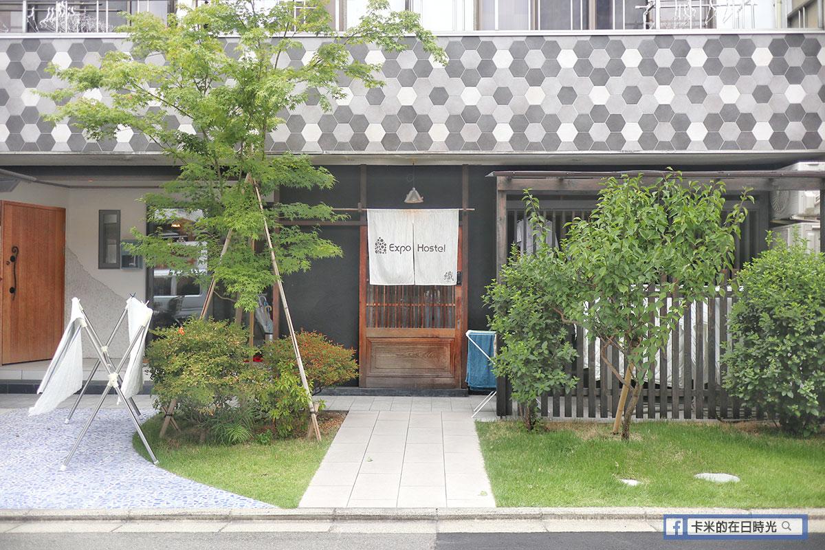 京都住宿推薦 | 入住 Expo Hostel Cottage 3 獨佔京都一軒家