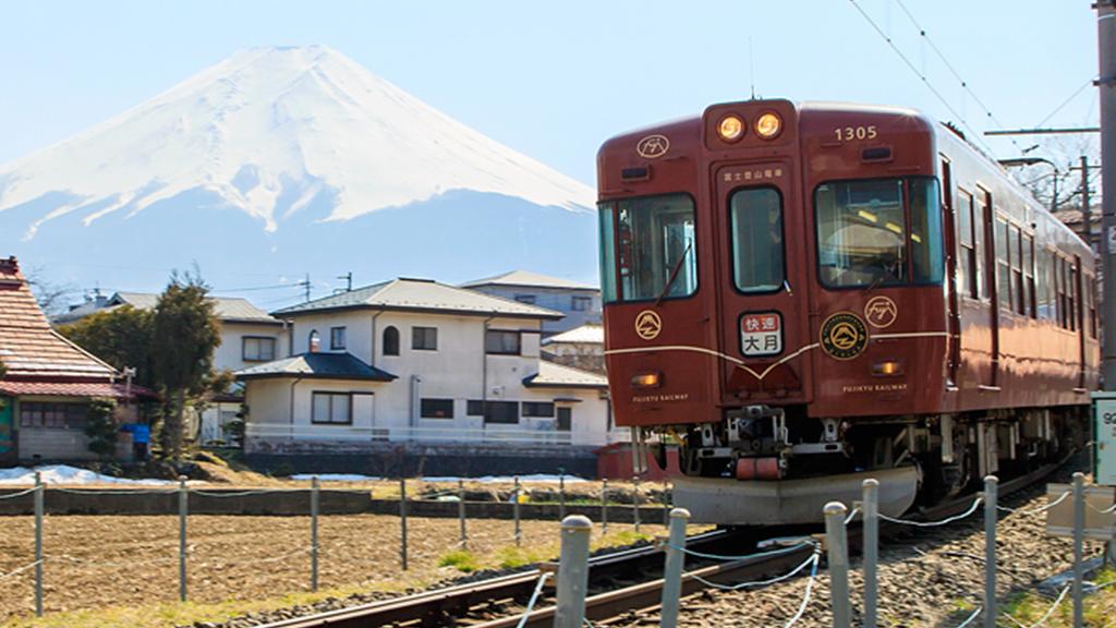 東京新宿直達河口湖!JR東日本新設服務「富士山麓直通定期特急」