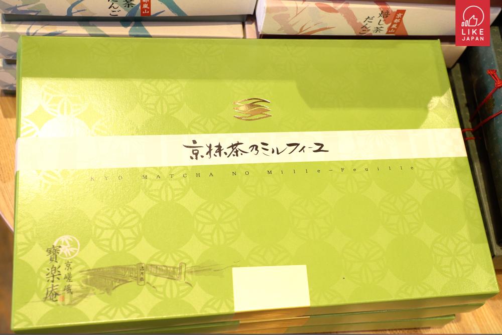 京都特色美味手信5選!關西機場+京都站都買到!