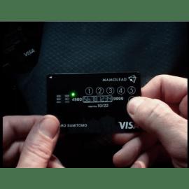 三井住友カード、世界初「ロック機能付きクレジットカード」を発表。世界最強の高セキュリティカード誕生か?