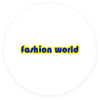 Fashion World client badge