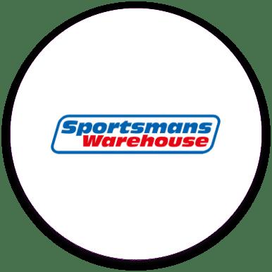 Sportsmans Warehouse client badge