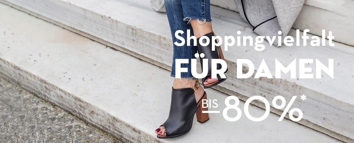 Shopping für Damen