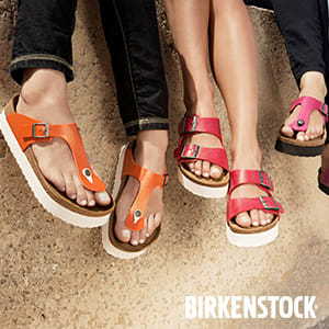 Buty na ciepłe dni