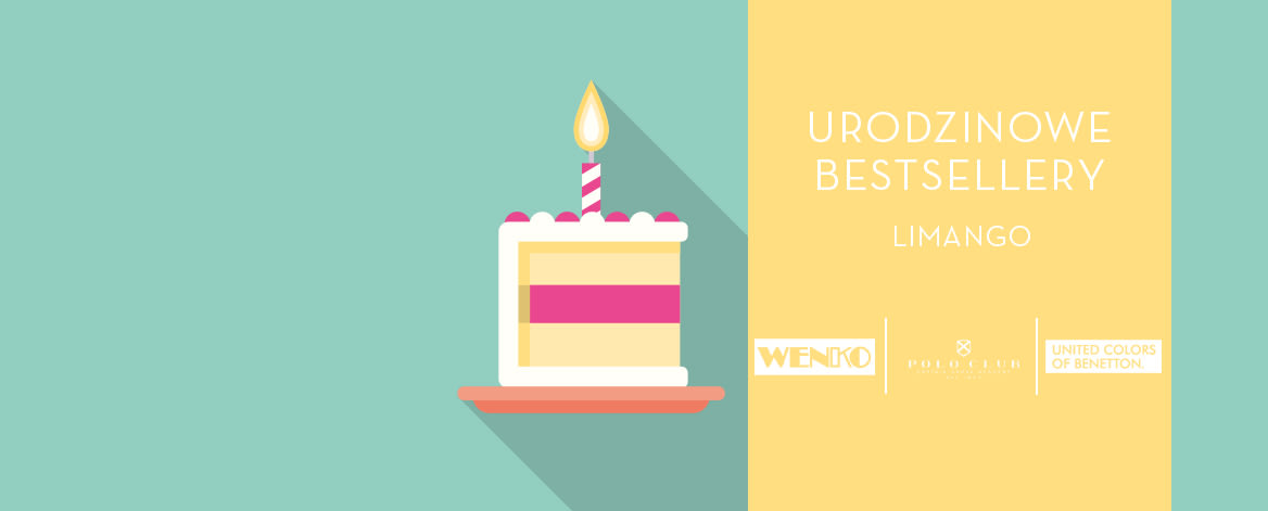 Urodzinowe bestsellery