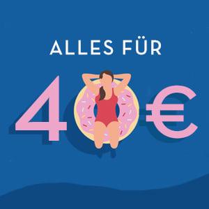 Alles 40 Euro