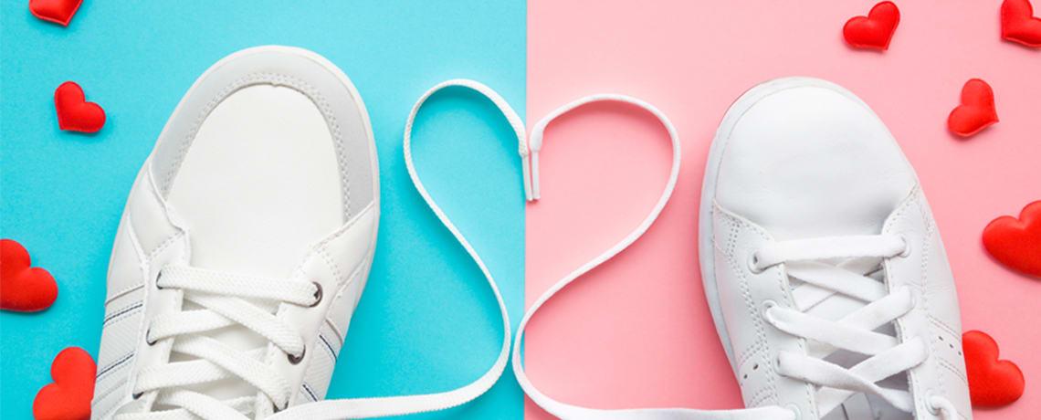 Tijd voor sneakers!