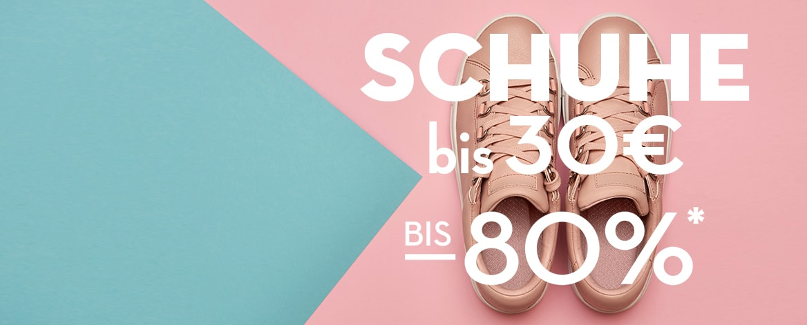 Schuhe bis 30 Euro